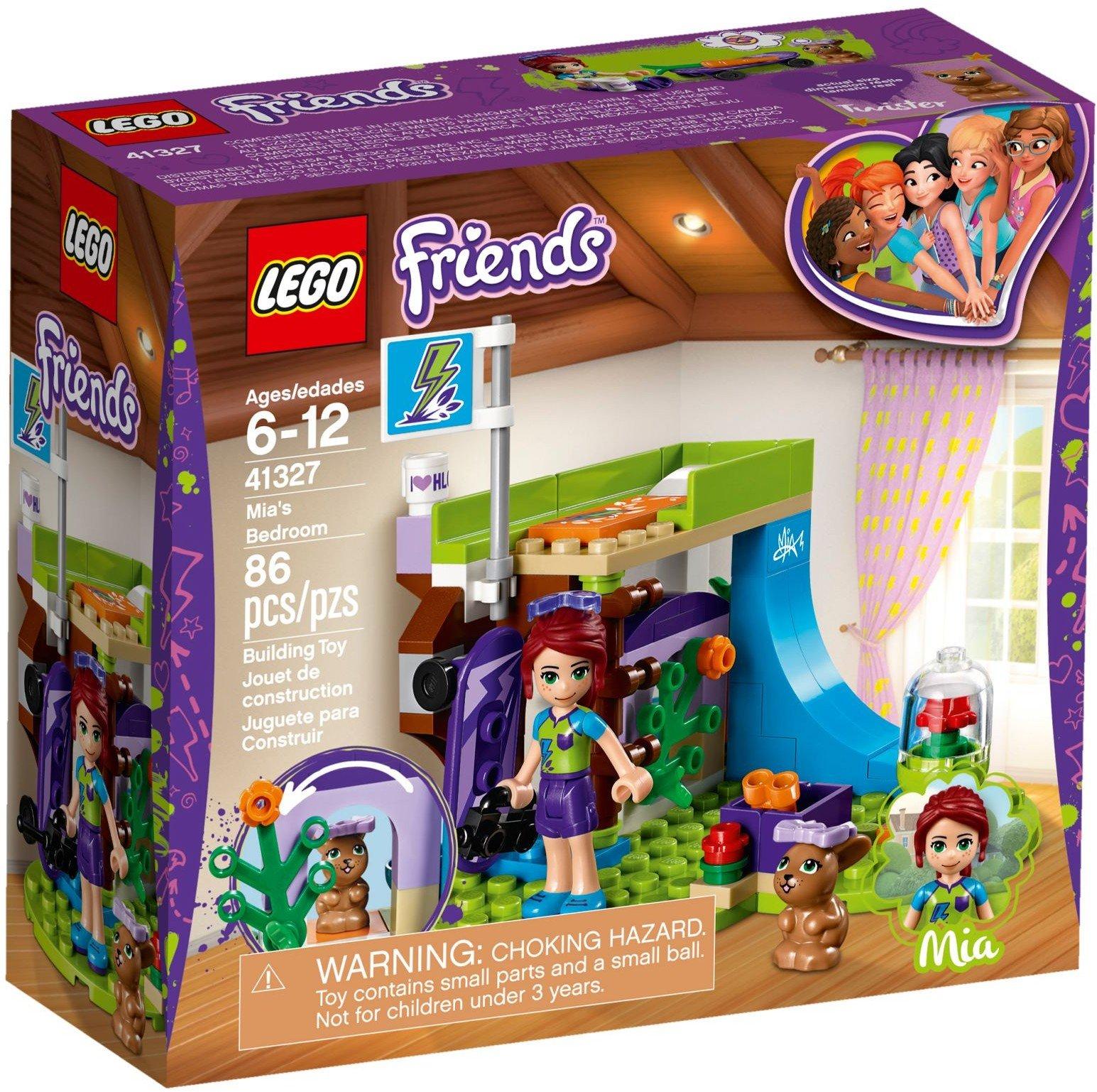 Lego 41328 Stephanies Bedroom Lego Sets Friends Mojeklocki24