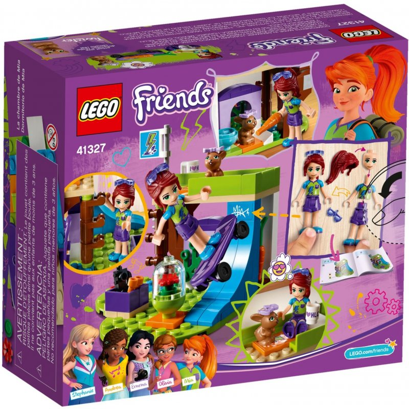 Lego 41327 Mias Bedroom Lego Sets Friends Mojeklocki24