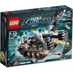 LEGO 70161 pojazd gąsienicowy