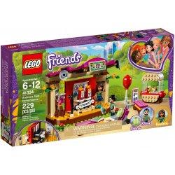 LEGO 41334 Pokaz Andrei w parku
