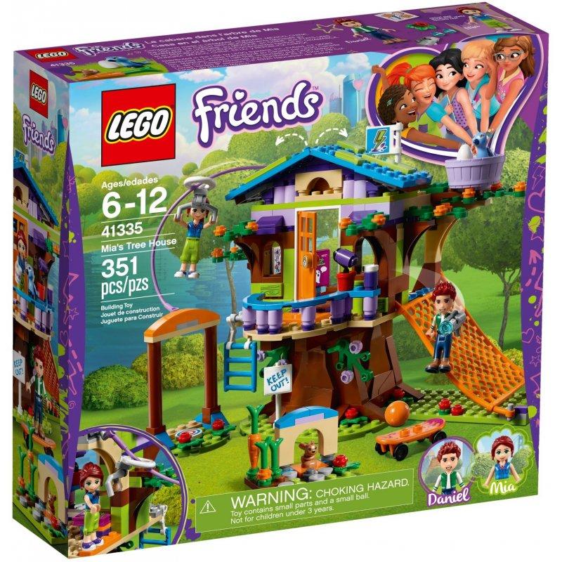 Lego 41335 Mias Tree House Lego Sets Friends Mojeklocki24
