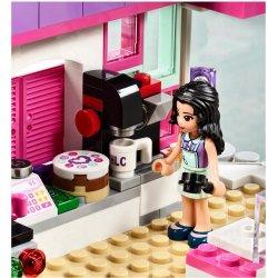 LEGO 41336 Artystyczna kawiarnia Emmy