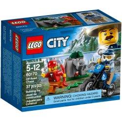 LEGO 60170 Pościg za terenówką