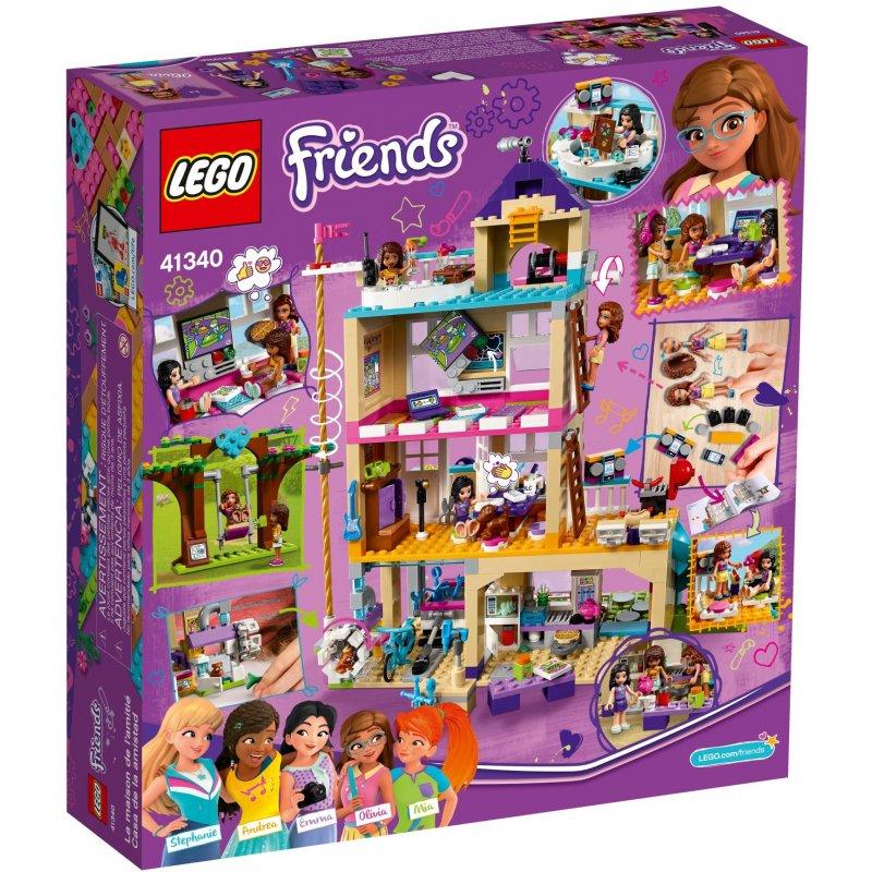 Lego 41340 Friendship House Lego Sets Friends Mojeklocki24