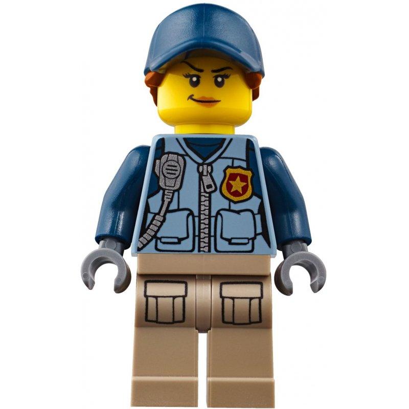 Lego 60174 Górski Posterunek Policji Klocki Lego City Mojeklocki24