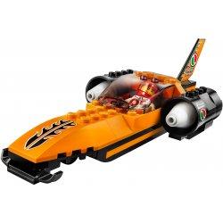 LEGO 60178 Wyścigowy samochód