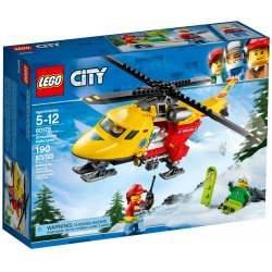 LEGO 60179 Ambulance Helicopter