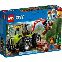 LEGO 60181 Traktor leśny