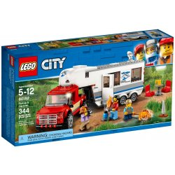 LEGO 60182 Pickup & Caravan