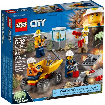 Lego 60184 Mining Team Lego Sets City Mojeklocki24