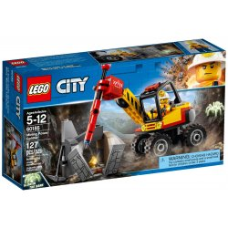 LEGO 60185 Kruszarka górnicza