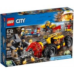 LEGO 60186 Ciężkie wiertło górnicze