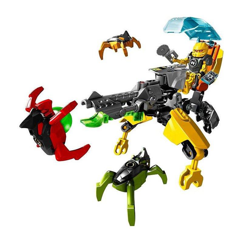 Lego 44015 Hero Factory Evo Walker Lego Sets Hero Factory