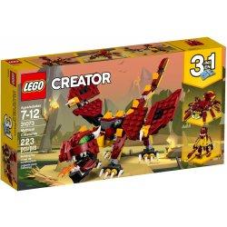 LEGO 31073 Mityczne stworzenia
