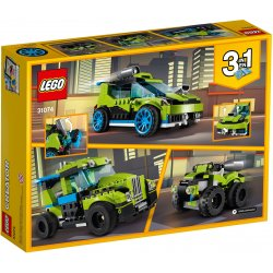 LEGO 31074 Rocket Rally Car