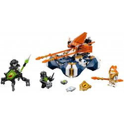 LEGO 72001 Bojowy poduszkowiec Lance'a