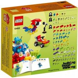 LEGO 10402 Wyprawa w przyszłość