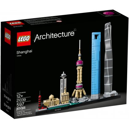 LEGO 21039 Szanghaj
