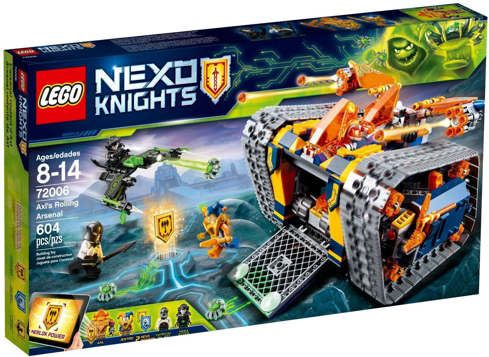 Klocki Lego Nexo Knights Mojeklocki24