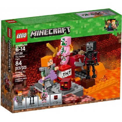LEGO 21139 The Nether Fight