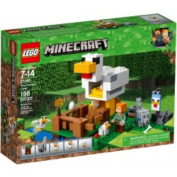 LEGO 21140 Kurnik