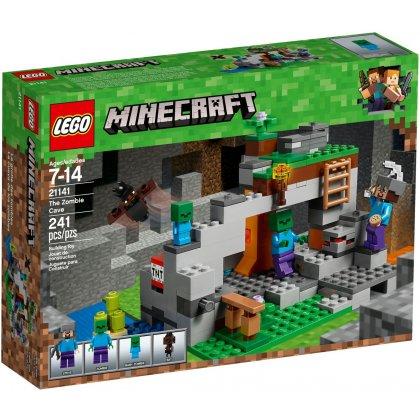 LEGO 21141 Jaskinia Zombie