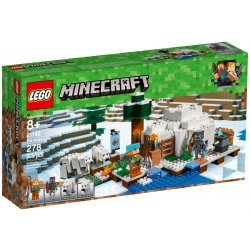 LEGO 21142 The Polar Igloo