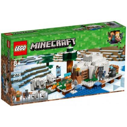 LEGO 21142 Igloo niedźwiedzia polarnego