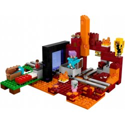 LEGO 21143 The Nether Portal