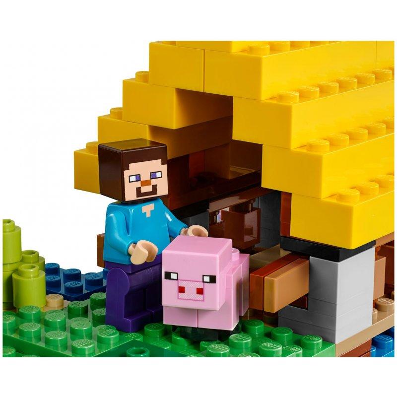 lego minecraft the farm instructions