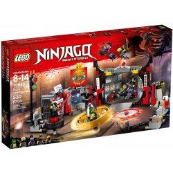 LEGO 70640 S.O.G. Headquarters