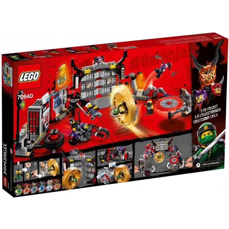 Lego 70640 s o g headquarters lego sets ninjago - Photo ninjago ...