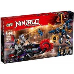 LEGO 70642 Killow kontra Samuraj X
