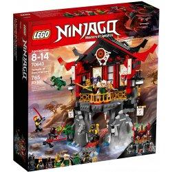 LEGO 70643 Temple of Resurrection