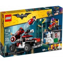 LEGO 70921 Harley Quinn™ Cannonball Attack