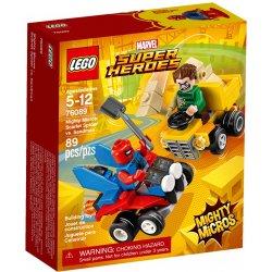 LEGO 76089 Spider-Man kontra Sandman