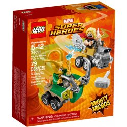 LEGO 76091 Mighty Micros: Thor vs. Loki 2