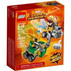 LEGO 76091 Thor kontra Loki