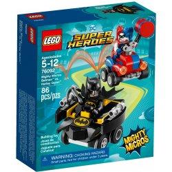 LEGO 76092 Batman kontra Harley Quinn