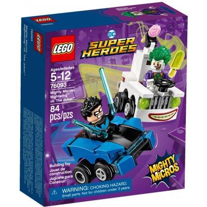LEGO 76093 Mighty Micros: Nightwing™ vs. The Joker™