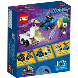 LEGO 76093 Nightwing™ kontra Joker™