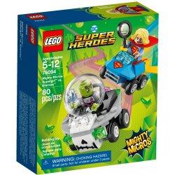 LEGO 76094 Supergirl™ kontra Brainiac™