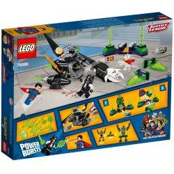 LEGO 76096 Superman i Krypto łączą siły