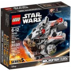 LEGO 75193 Sokół Millennium