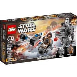 LEGO 75195 Ski Speeder™ kontra Maszyna krocząca Najwyższego Porządku™