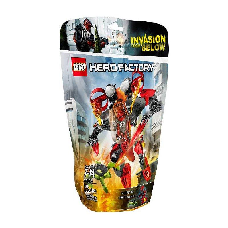 lego 44018 furno jet machine, lego® sets hero factory - mojeklocki24 - Hero Factory Coloring Pages Furno