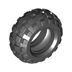 Part 55976 Tyre Baloon Wide Ø56 X 26