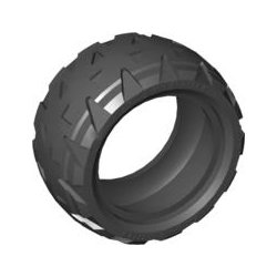 Part 44308 Offroad Tyre 43,2 X 22
