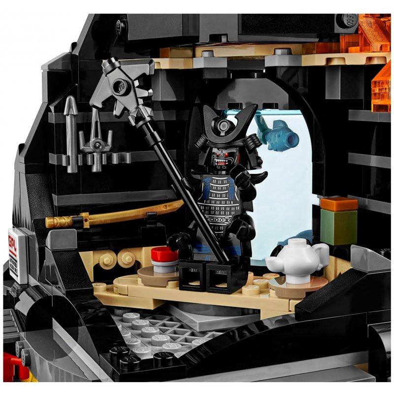 Lego 70631 Wulkaniczna Kryjówka Garmadona Klocki Lego Ninjago