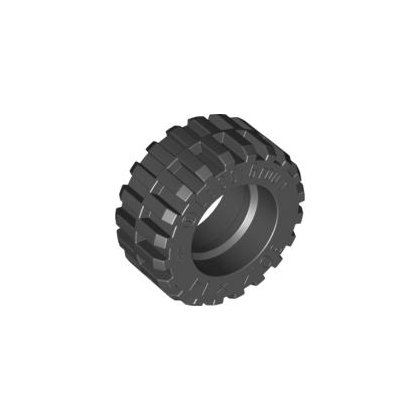 LEGO 92402 Tyre Normal Wide Ø30,4 X 14